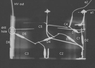 Рентген на гп-5 схема
